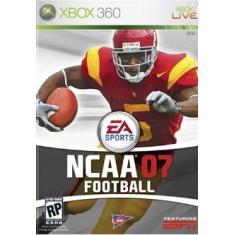 Jogo NCAA Football 07 Xbox 360 EA