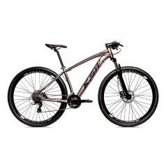Bicicleta KSW 24 Marchas Aro 29 Suspensão Dianteira Freio a Disco Hidráulico Shimano LTX