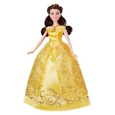 Imagem de Boneca Princesas Disney Bela Melodia Encantada Hasbro