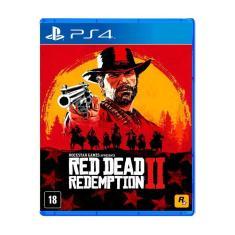 Imagem de Jogo Red Dead Redemption 2 Ps4 Rockstar Games