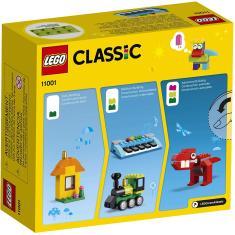 Imagem de LEGO Classic Bricks and Ideas 11001 Building Kit (123 Peças)