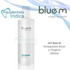 Imagem de BLUE M: Enxaguatório Bucal 500ml