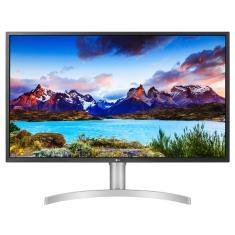 """Imagem de Monitor VA 32 """" LG 4K 32UL750"""