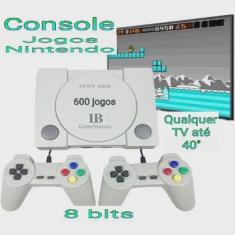 Imagem de Console classico jogos vídeo game retro jogos - Gamestation