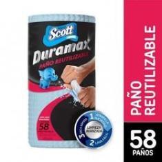 Pano Reutilizável Tipo Perfex Duramax Scott  58 Un