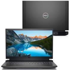 """Imagem de Notebook Gamer Dell G15-i1100-M50P Intel Core i7 11800H 15,6"""" 16GB SSD 512 GB GeForce RTX 3060 11ª Geração"""