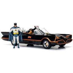 Imagem de Carro Colecionável Metals Die Cast - Batmobile Clássico TV - Batman & Robin