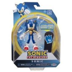Imagem de Sonic Sega Boneco Articulado Sonic Jakks Pacific