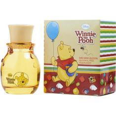 Imagem de Perfume Unisex Winnie The Pooh Disney Fragrance Sem Alcool 50 Ml