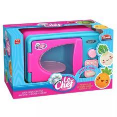 Imagem de Micro-ondas de Brinquedo Infantil Com Luz E Som Cozinha