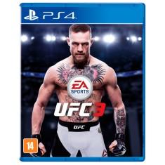 Jogo UFC 3 PS4 EA