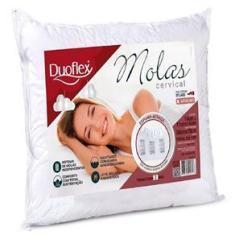 Imagem de Travesseiro Duoflex Molas Cervical 50x70cm