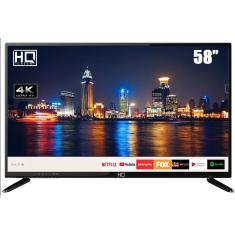 "Imagem de Smart TV LED 58"" HQ HQSTV58NY 2 HDMI USB"