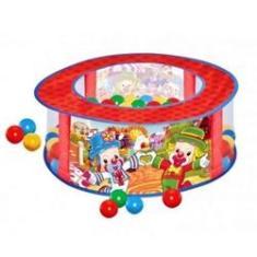 Imagem de Piscina De Bolinhas Patati Patatá - Líder Brinquedos