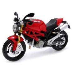 Imagem de Ducati Monster 696 1:12 Maisto