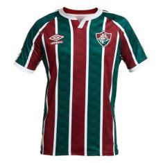 Imagem de Camisa Torcedor Fluminense I 2020/21 Umbro