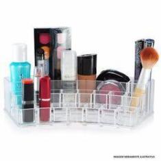 Imagem de Porta Maquiagem Batom Em Acrilico Retangular