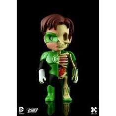 Imagem de Lanterna Verde - Green Lantern Justice League DC Comics XXRay Mighty Jaxx