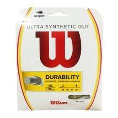 Imagem de Corda Ultra Synthethic Gut 15 1.35mm Natural - Set Individual - Wilson