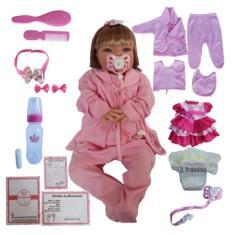 Imagem de Boneca Bebê Realista ABC Dolls