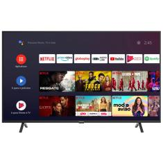 "Smart TV LED 55"" Panasonic 4K HDR TC-55HX550B 3 HDMI"