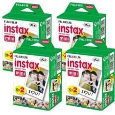 Imagem de Filme Instantâneo Fujifilm Instax Mini - 80 Fotos