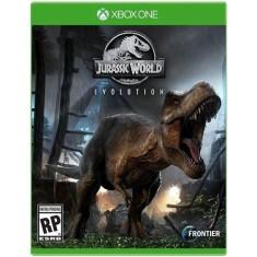 Jogo Jurassic World Evolution Xbox One Frontier