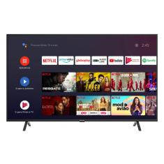 "Smart TV LED 50"" Panasonic 4K HDR TC-50HX550B 3 HDMI"