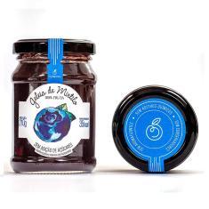 Imagem de Geleia de Mirtilo 100% Fruta Myberries Sem Adição de Açúcar