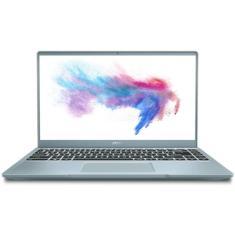 "Notebook MSI Modern 14 B11MO HIDevolution Intel Core i3 1115G4 14"" 8GB SSD 512 GB 11ª Geração"