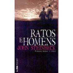 Imagem de Ratos e Homens - Steinbeck, John - 9788525413789