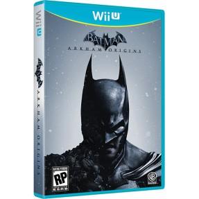 Jogo Batman Arkham Origins Wii U Warner Bros