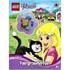 Imagem de Lego Friends - Fairground Fun - Activity Book With Miniset