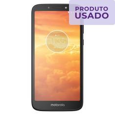 Smartphone Motorola Moto E E5 Play Usado 16GB Android