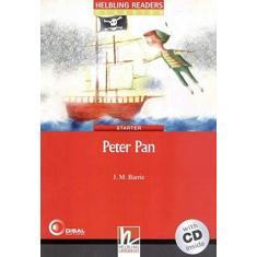 Peter Pan - With CD - Starter - Barrie, J. M. - 9783852722993