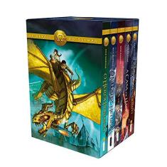 Imagem de Os Heróis do Olimpo - Box - Rick Riordan - 9788580579505