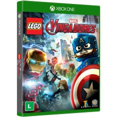 Jogo Lego Vingadores Xbox One Warner Bros