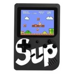 Imagem de Mini Game Portátil Retro 400 Jogos Super Console Com Controle