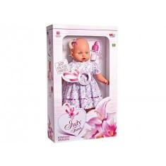 Imagem de Boneca Bebê Judy Frases Milk