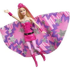 Boneca Barbie Super Princesa Mattel