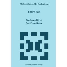 Imagem de Null-Additive Set Functions