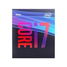 Processador Intel Core i7 9700 Coffee Lake - 3.00GHz 4.70GHz Turbo 12M