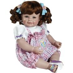 Imagem de Boneca Bebê Reborn Butterfly Kisses Adora Doll