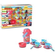 Imagem de Garrafa turma da Mônica com Acessórios - Nig Brinquedos