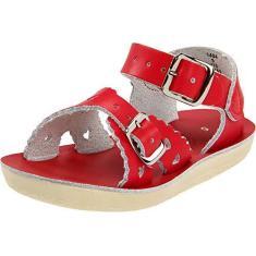 Imagem de Sandálias de água salgada da Hoy Shoe Sandália de coração (Bebê/Criança pequena/Criança grande/Feminino), , 13 Little Kid