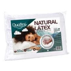 Imagem de Travesseiro Natural Látex Extra Alto 50x70cm - Duoflex