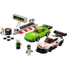 Imagem de Lego Speed - Champions Porsche 911 Rsr And 911 Turbo 3.0