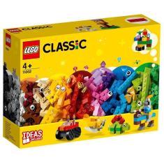 Imagem de Lego Classic Conjunto De Pecas Basicas 300 Pecas 11002