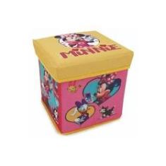 Imagem de Porta-Objetos Banquinho Minnie - Zippy Toys