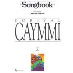 Imagem de Songbook Dorival Caymmi-vol. 2 - Chediak, Almir - 9788574072937